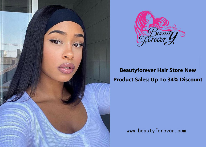 Beautyforever Hair Store New Product Sales: Up To 34% Discount