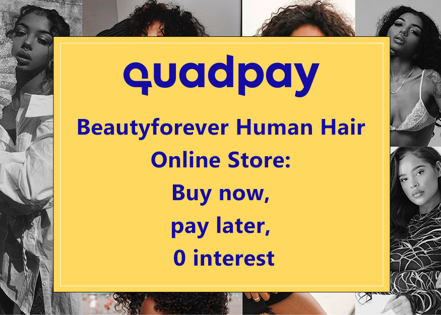 Beautyforever Human Hair Online Store: Buy Now, Pay Later, 0 Interest