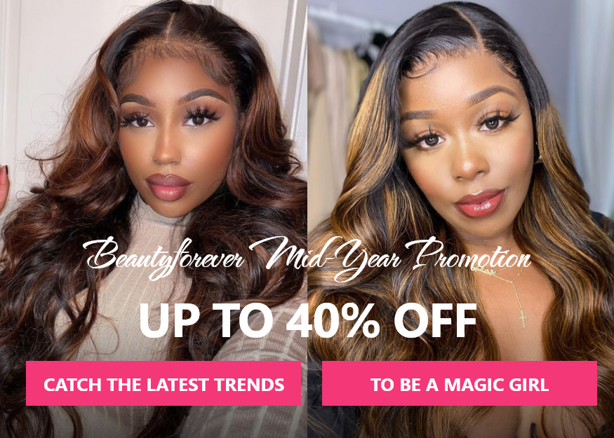 Beautyforever Mid-Year Promotion