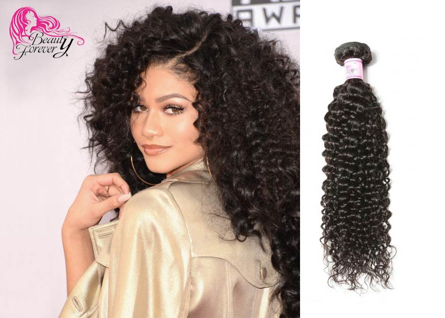 Best Looks With Curly Hair Extensions