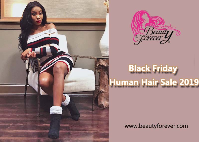Black Friday Human Hair Sale 2020