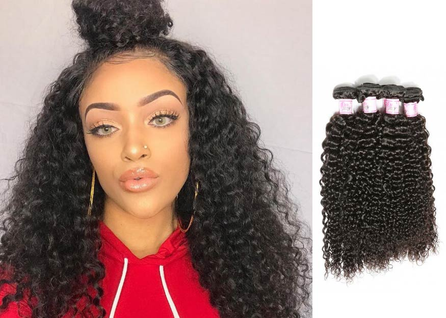 Change Hairstyle With Hair Bundles