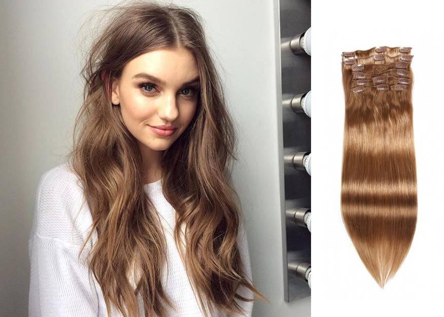 Clip In Hair Extension Installation Tips