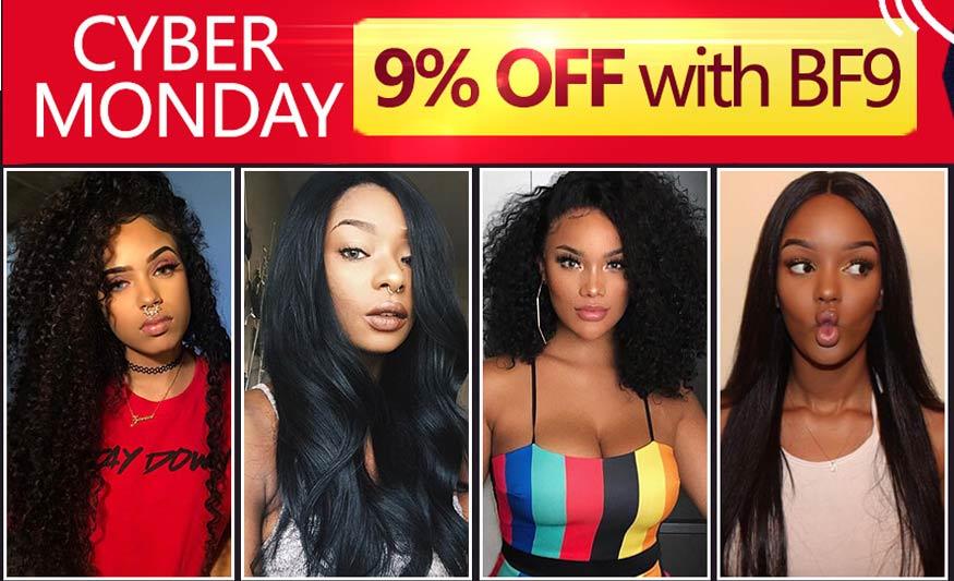 Cyber Monday 2018 Virgin Hair Weave Deals