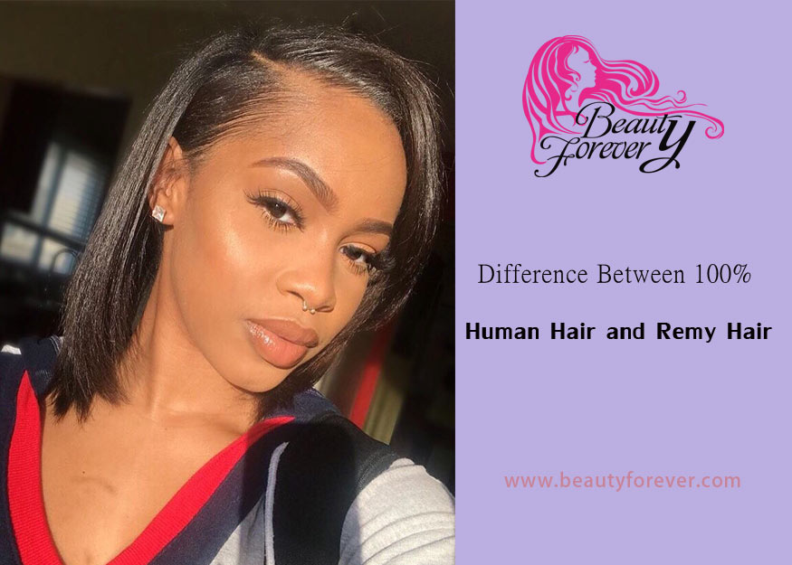 What Is The Difference Between 100% Human Hair And Remy Hair