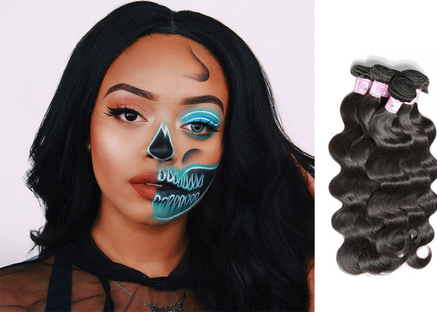 Get Best Halloween Hairstyles With Indian Human Hair