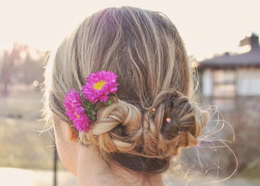 Get New Hairstyle for Valentine's Day