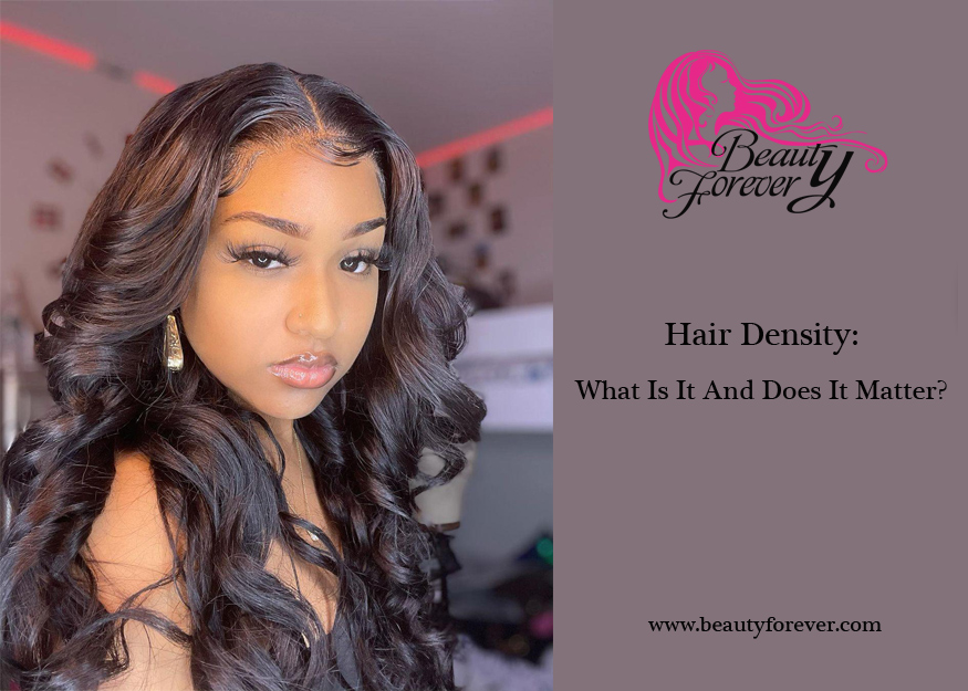 Hair Density: What Is It And Does It Matter?