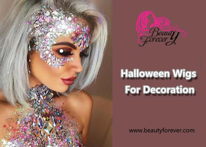 Halloween Wigs For Decoration