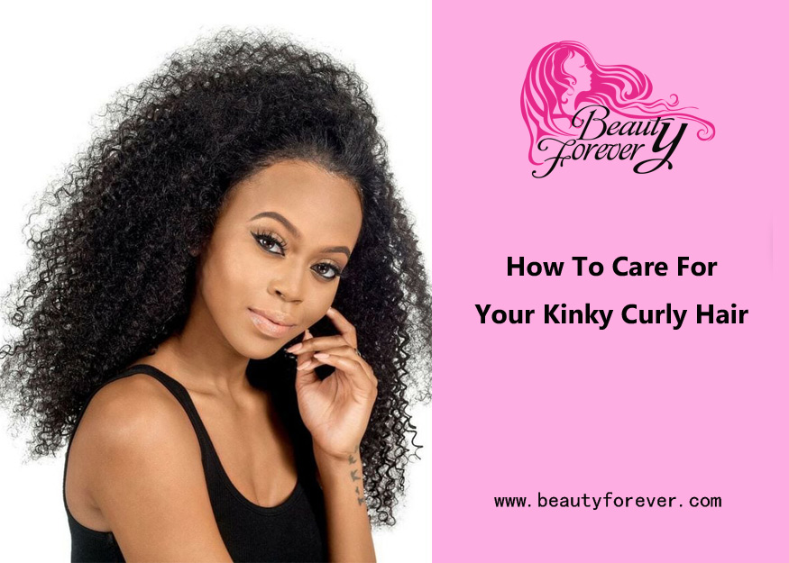 How To Care For Kinky Curly Hair