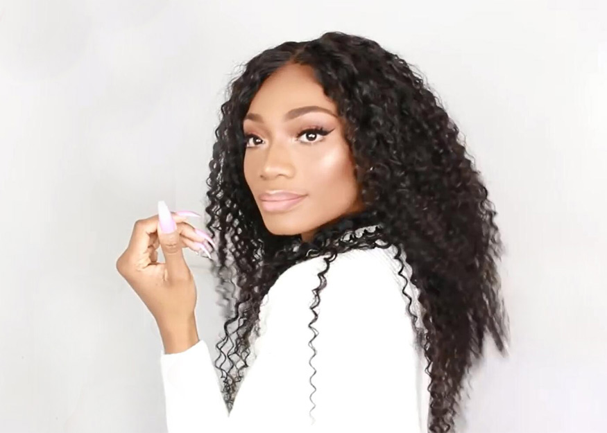 How to Create Hair Wig with Closure and Bundles?