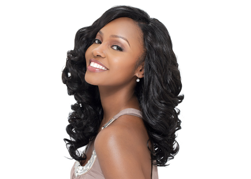 How to Curl Body Wave Peruvian Hair?