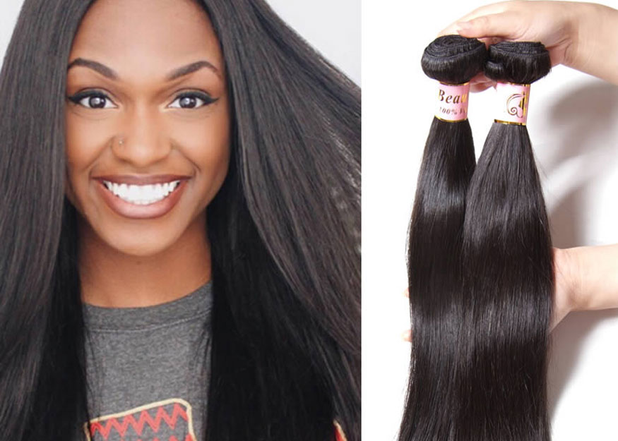How To Discern Real Virgin Brazilian Hair?