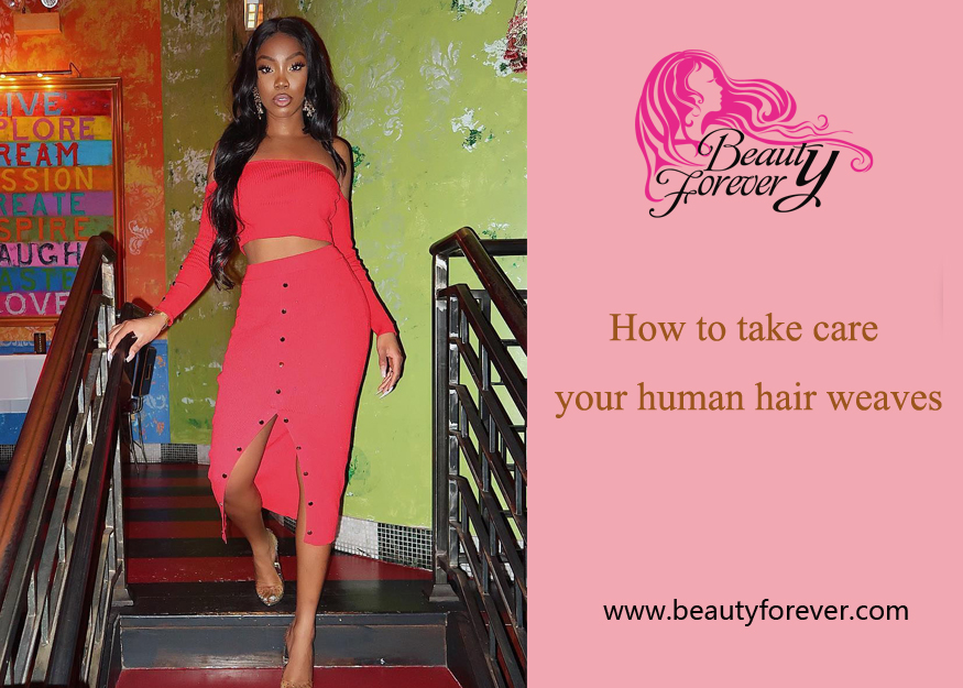 How To Take Care Of Your Hair Weaves