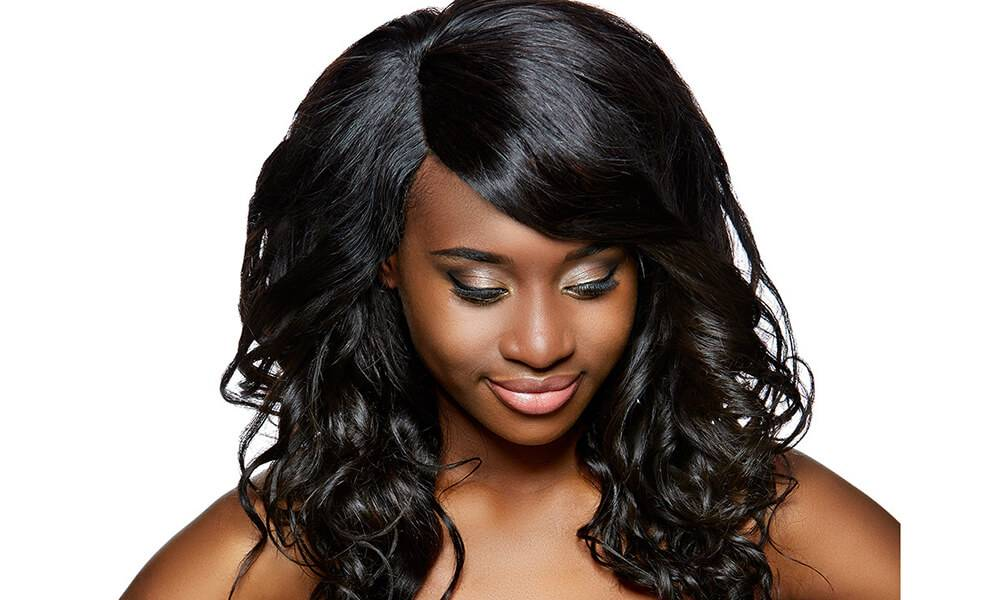 How to wear a lace closure?