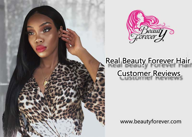 Real Beauty Forever Hair Customer Reviews