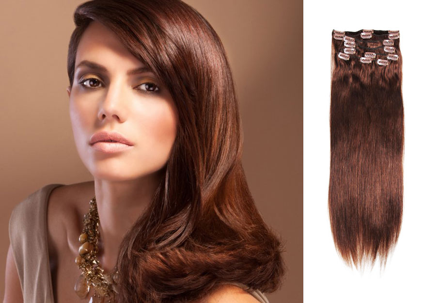 Remy Human Hair Extension for Perfect Hairstyle