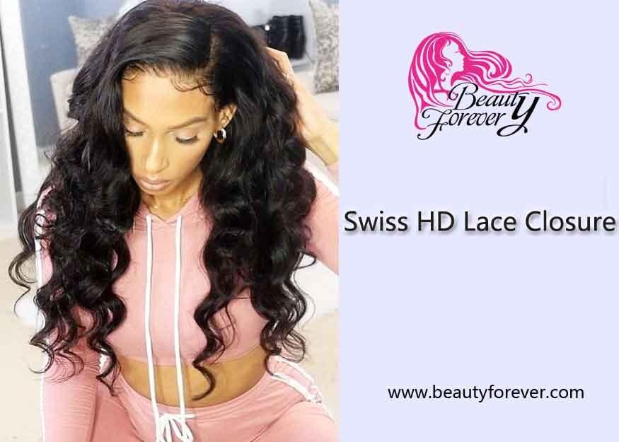 Swiss HD Lace Closure
