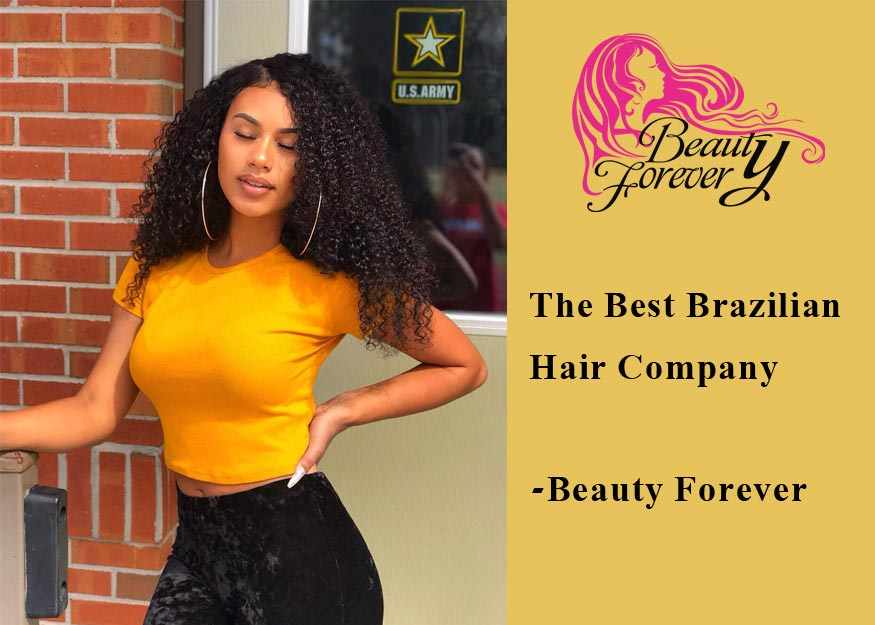 The Best Brazilian Hair Company-Beauty Forever