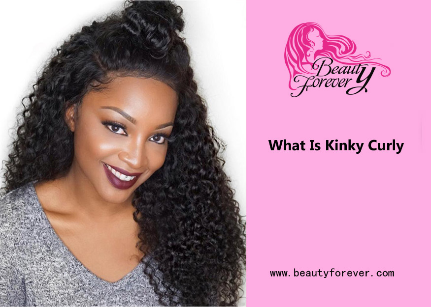 What Is Kinky Curly