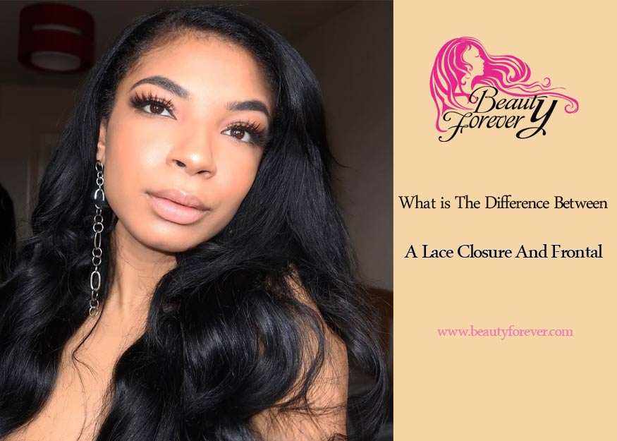What Is The Difference Between A Lace Frontal And Closure