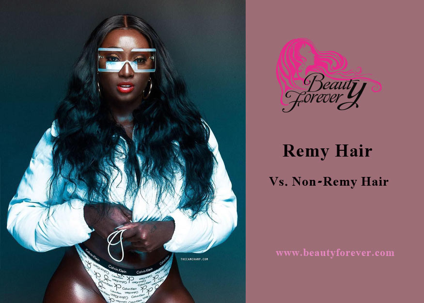 What is the Difference Between Remy and Non-Remy Hair?