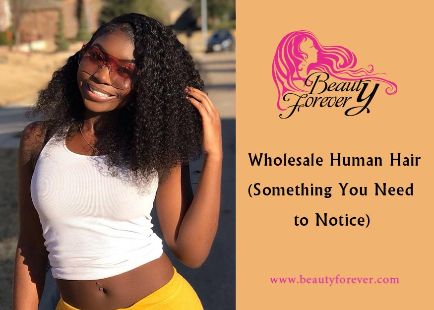 Wholesale Human Hair-Something You Need to Notice