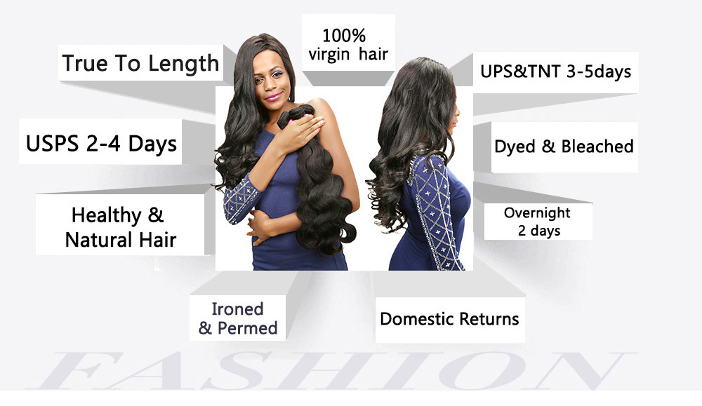 Malaysian Body Wave Hair Weave