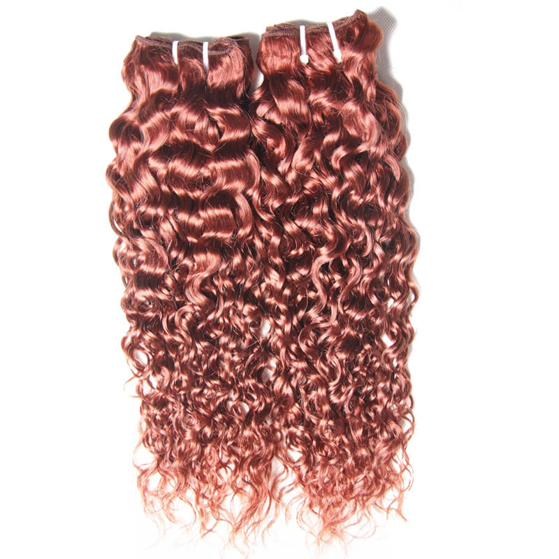 Virgin Human curly hair