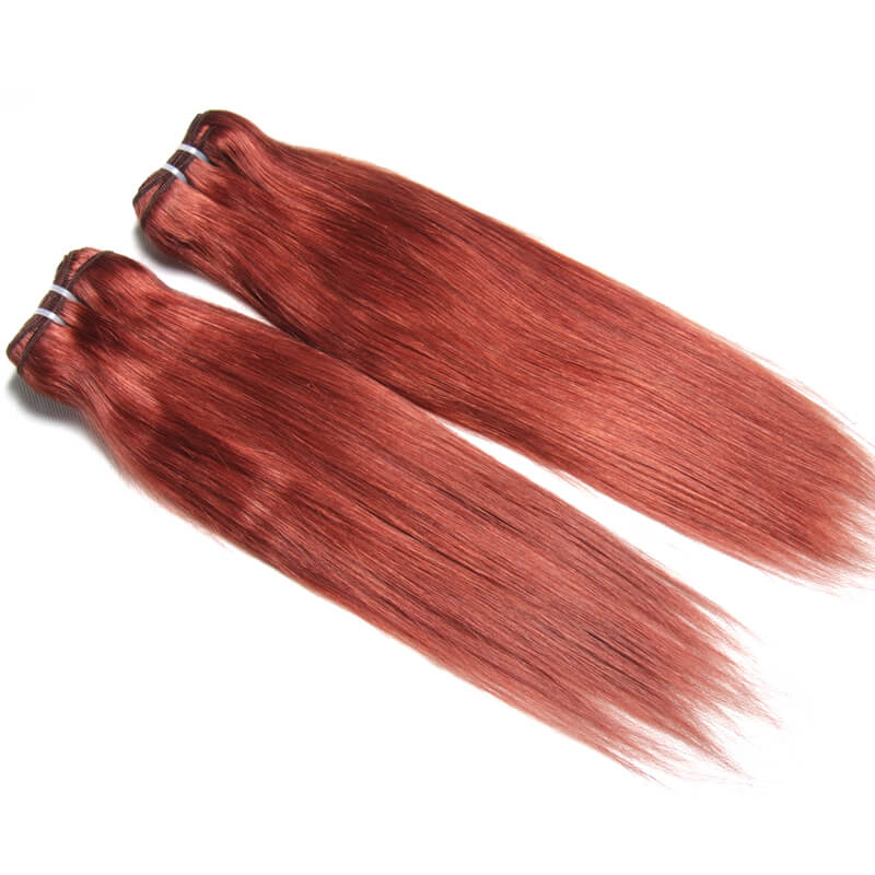 33 color hair weave
