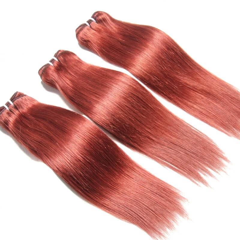 Beautyforever Virgin Human Hair Wet And Wavy Weave 3bundles 33color