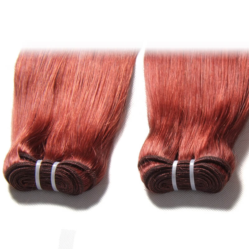33 hair weave color