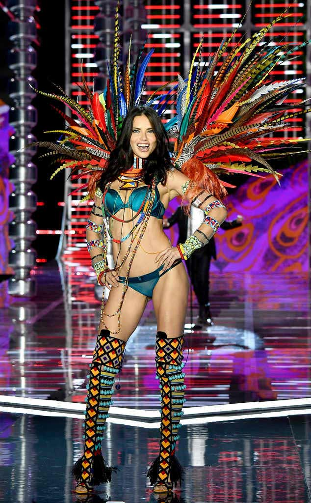 2017 Victoria secret fashion show