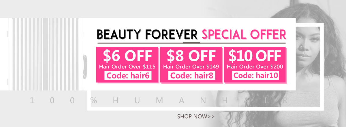 beauty forever special offer