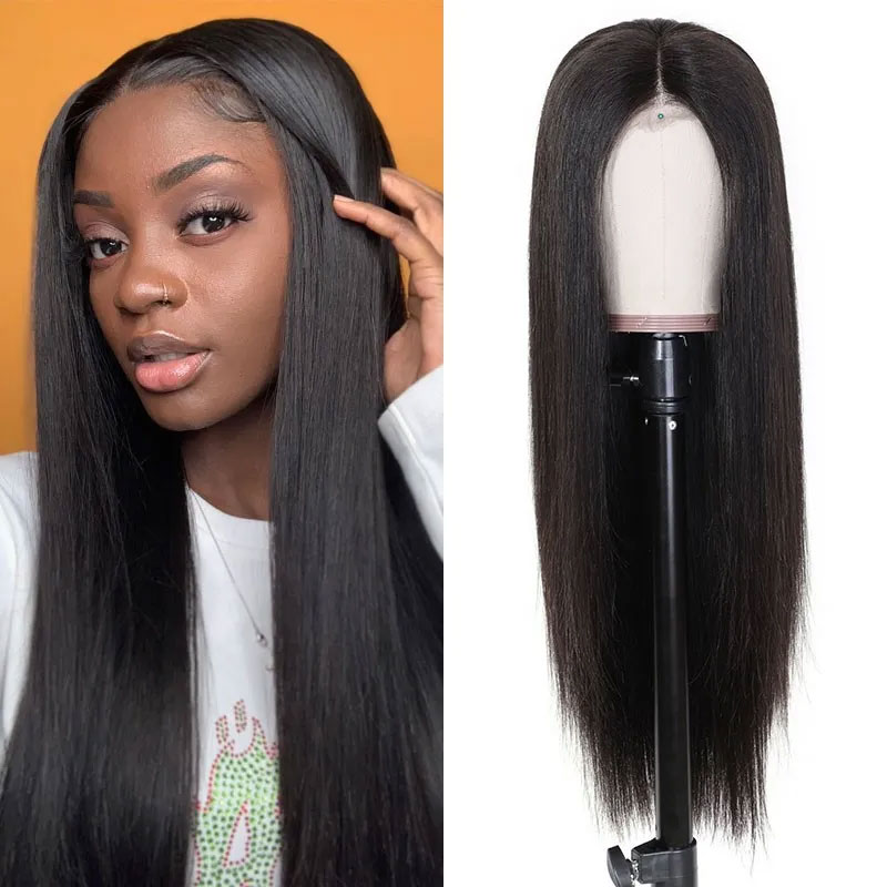 Fake Scalp Lace Wig