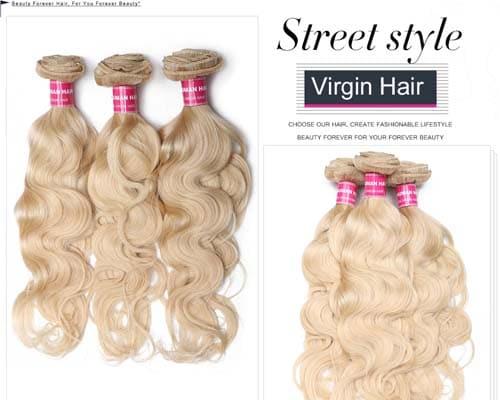 blonde hair 613