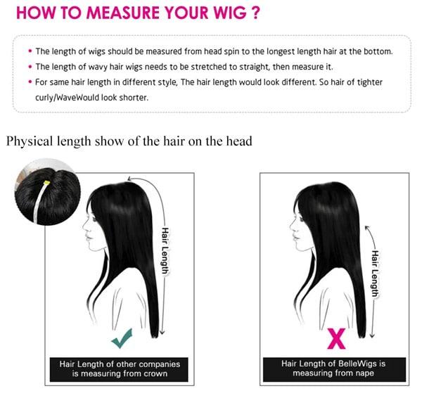 head measurements