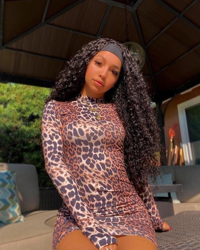 human hair headband wig for women