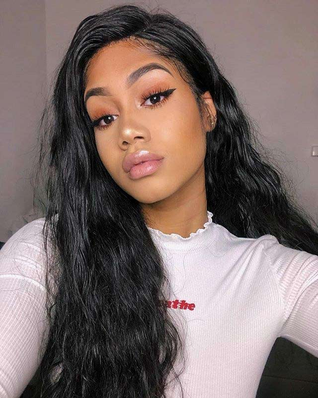 glueless lace front wigs for women