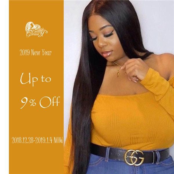 Beautyforever 2019 New Year Sale
