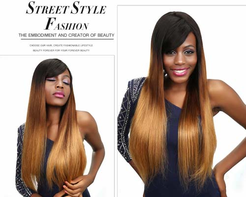 ombre hair weaves