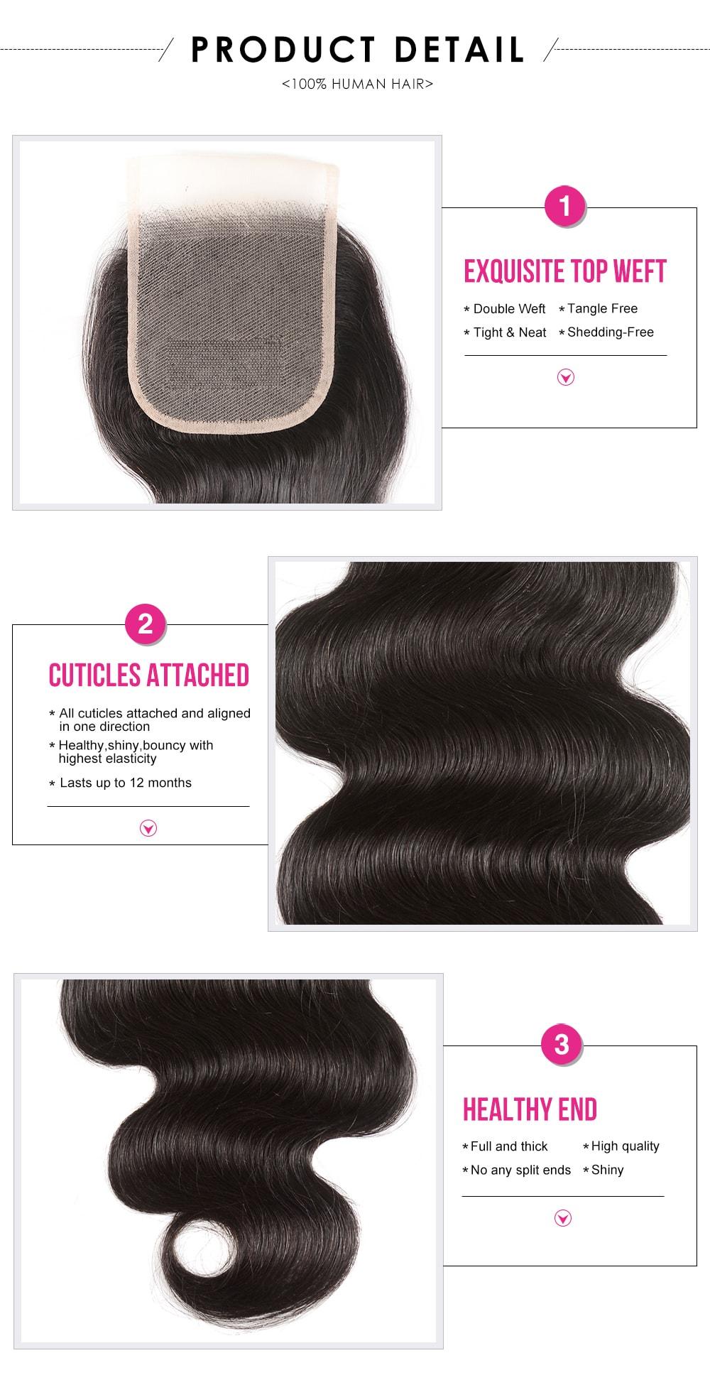 body wave hair weaves
