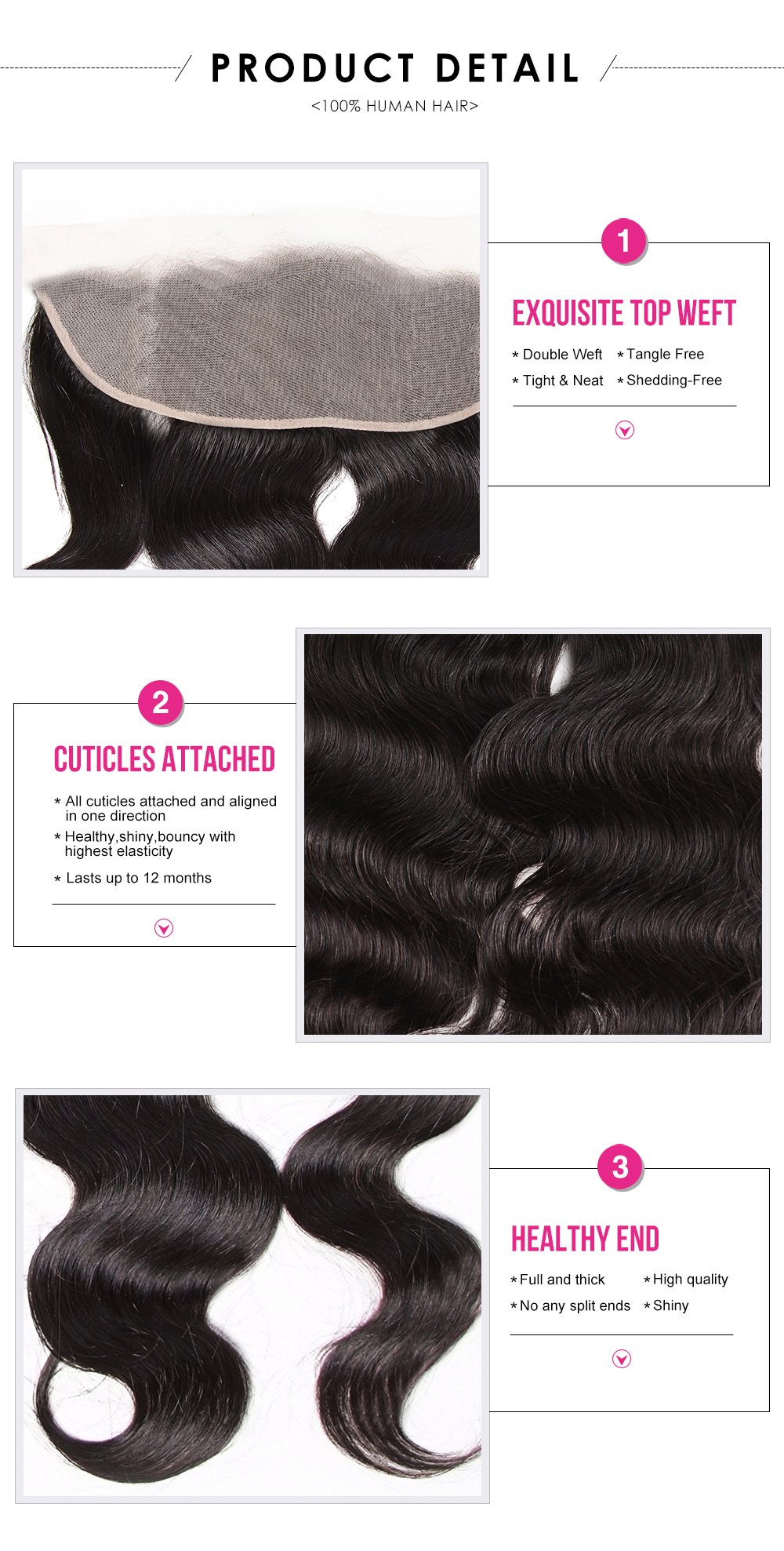 body wave hair weaves