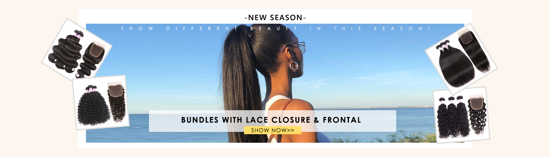 closure and frontal