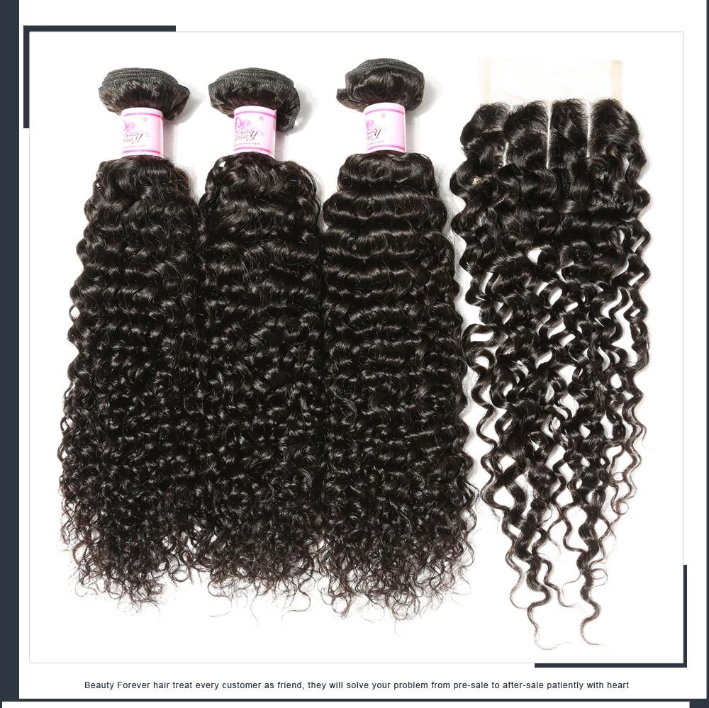 Curly Closure Virgin Human Hair