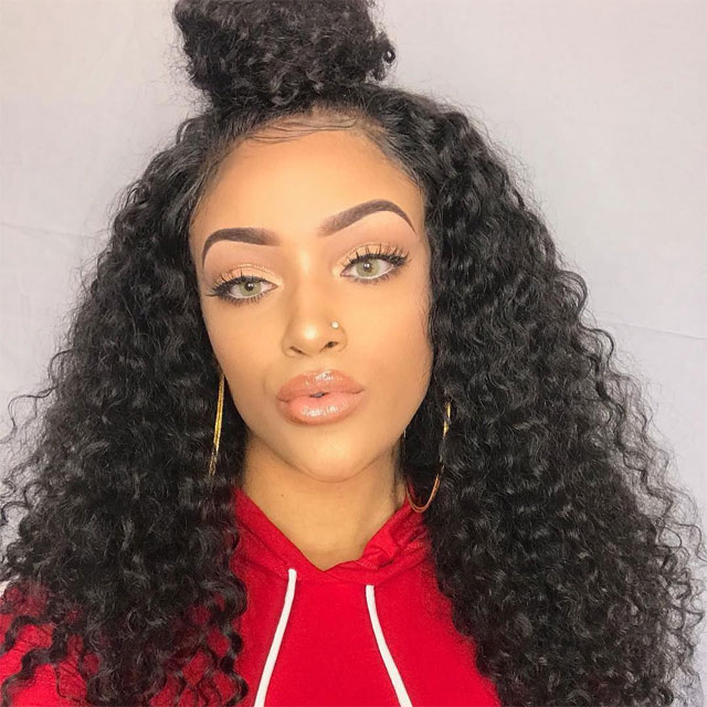 HD wallpapers bob styles for curly hair