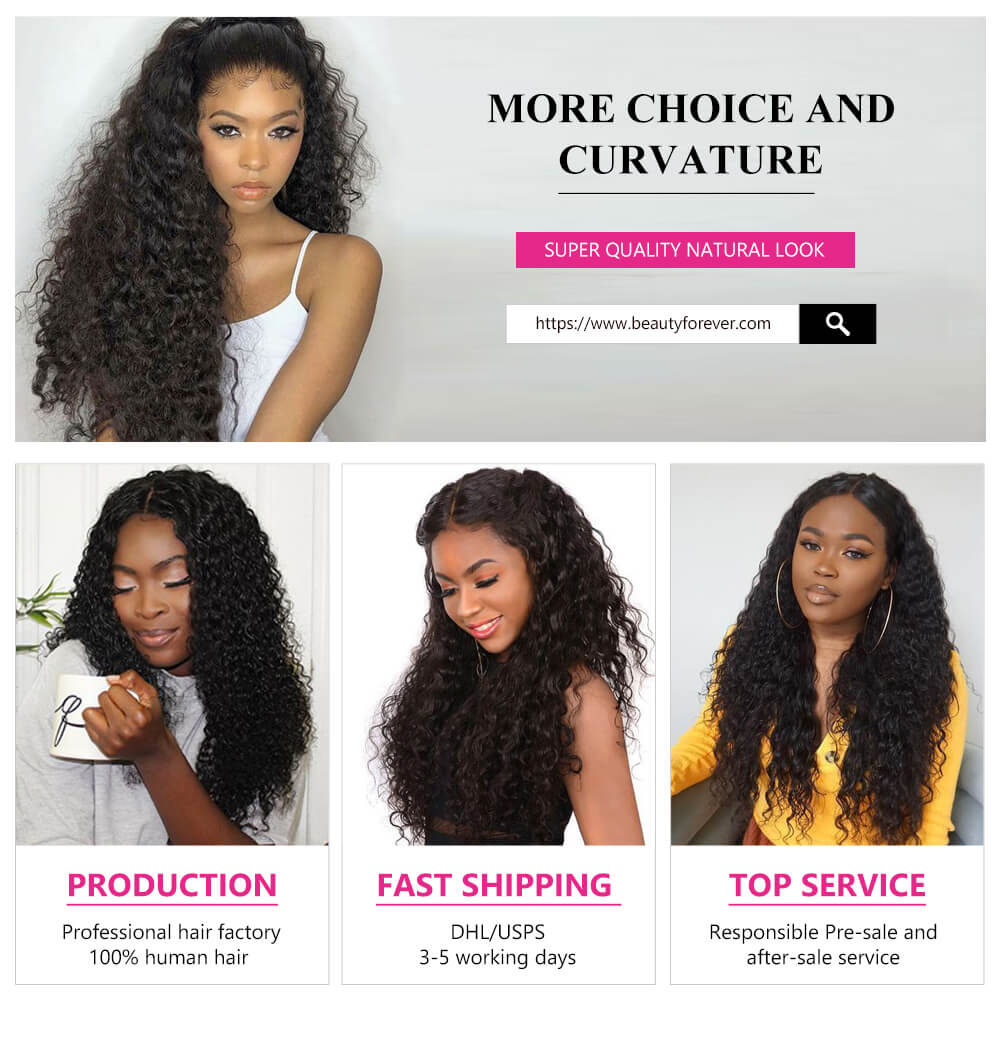 jerry curly 4bundles with closure