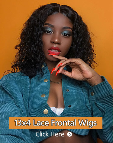 13 x 4 Lace Frontal Wigs