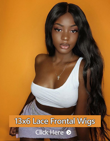 13 x 6 Lace Frontal Wigs