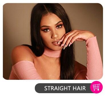 Straight hair